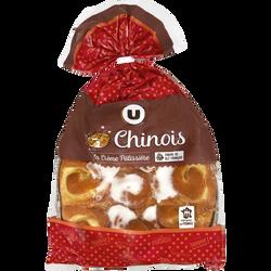 Brioche à la crème pâtissière chinois U, 640g
