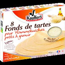 Fonds de tartes, KAUFFER'S, 8x960g