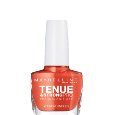 "Vernis à ongles ""Tenue et strong pro"" n°908 MAYBELLINE"