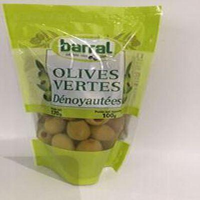 Olives Vertes Dénoyautés BARRAL
