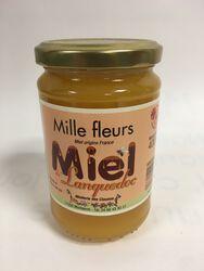 Miellerie des Clauses - Mille fleurs - Miel du Languedoc - 400G
