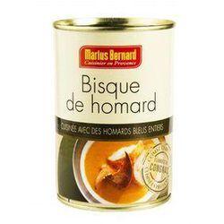 Bisque de homard, MARIUS BERNARD, conserve de 400g.