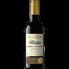 Vin rouge de Pays d'Oc Cabernet Sauvignon ROCHE MAZET, 25cl