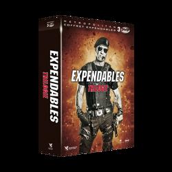 Coffret dvd Expendables:le trilogie