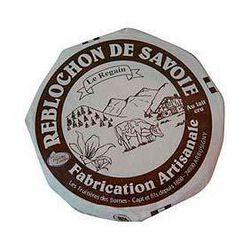 Reblochon de Savoie fruitier au lait cru LE REGAIN, 22%MG, 450G