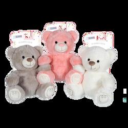 Sweet teddy GIPSY 24cm-3 coloris assortis