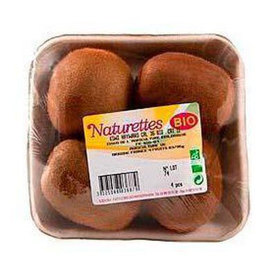 Kiwi bio NATURETTES, 4 pièces, 830g