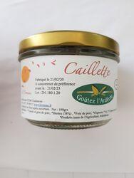 CAILLETTES 180GR GA