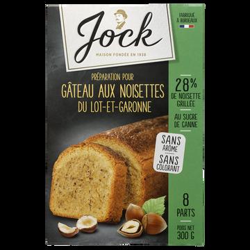 Jock Gâteau Aux Noisettes Du Lot Et Garonne Jock 300g