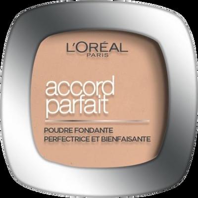 Poudre pour teint accord parfait R2 vanille rose nu L'OREAL PARIS