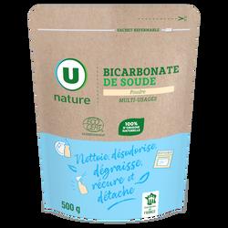 Bicarbonate de soude U NATURE sachet 500g
