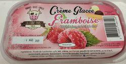 CREME GLAC FERM FRAMBOISE500ML