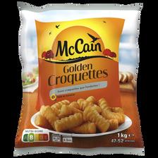 Mc Cain Croquettes De Pomme De Terre Golden , 1kg