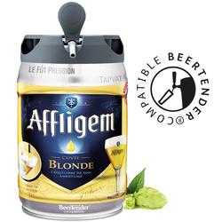 Bière blonde AFFLIGEM, 6,7°, fût pression de 5l