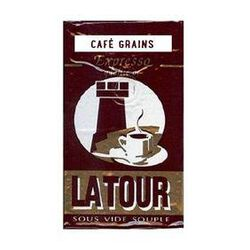Café grain LA TOUR OR EXPRESSO - 250g
