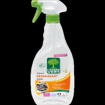 L'Arbre Vert Spray Dégraissant Cuisine L'arbre Vert, 740ml