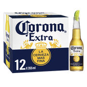 Corona Extra Bière Blonde Extra Corona, 4,6°, 12 Bouteilles De 35,5cl