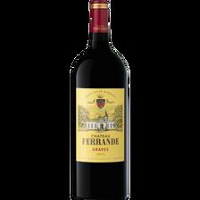 Vin rouge AOC Graves CHATEAU FERRANDE, magnum de 1,5l