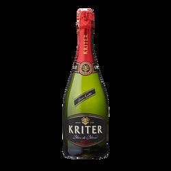 Vin mousseux brut KRITER, 75cl