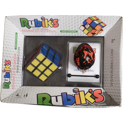 Pack 3x3 advanced+egg rubik