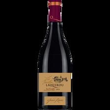 Vin rouge La Clape AOP CVT Pavillon de Laquirou, bouteille de 75cl
