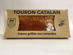 Rayon d'Or - Touron Catalan Crème grillée aux amandes - 200G