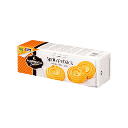Biscuits sablés sprits continental bakeries, 400g