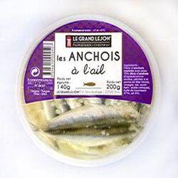 ANCHOIS A L AIL 200G