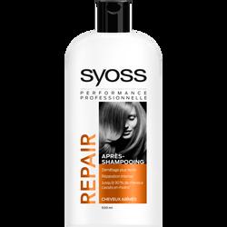 Après-shampoing repair Expert SYOSS, flacon de 500ml