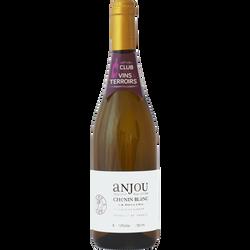 Vin blanc CVT d'Anjou AOP Cep by Cep, 75cl