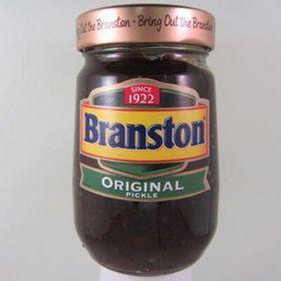 Pâte de légumes au vinaigre BRANSTON,360g