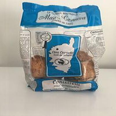 300G CANISTRELLI AMANDES