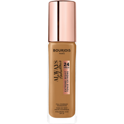 Fond de teint always fab 520 caramel  BOURJOIS, 30ml