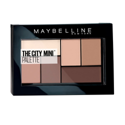 The city mini palette 480 matte about town blister MAYBELLINE