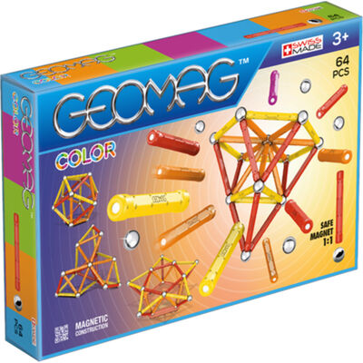 GEOMAG-COLOR-64 PIECES