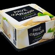 Pavé d'Affinois Fromage Au Lait Pasteurisé L'original 20% De Matière Grasse Original Pave D'affinois, 200g