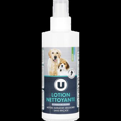 Lotion nettoyante chien et chiot, U, 200ml