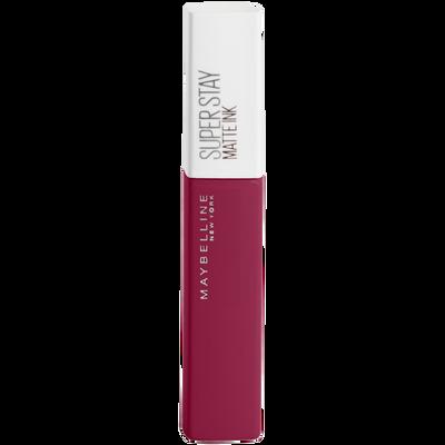 Superstay matte ink pinks 145 front blister MAYBELLINE