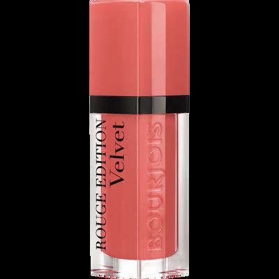 Rouge à lèvres édition velvet 022 abricoquette BOURJOIS, nu, 7.7 ml