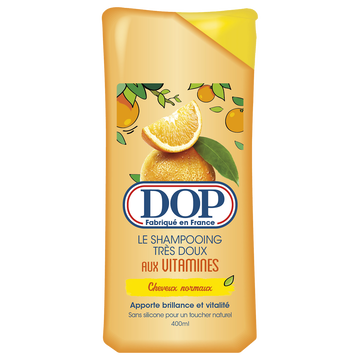 Dop Shampooing Vitamines Usage Fréquent Dop, 400ml