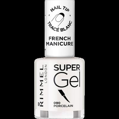 Vernis à ongle super gel french 090 RIMMEL