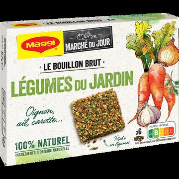 Maggi Bouillon Brut Légumes Maggi 57g