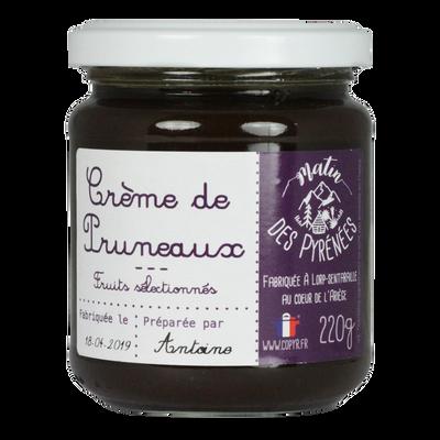 Crème de pruneaux MATIN DES PYRENEES, 220g