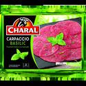 Charal Carpaccio Au Basilic, , 230g