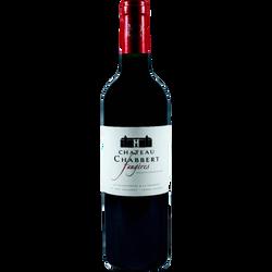 Vin rouge AOP Faugères Château Chabbert, 75cl