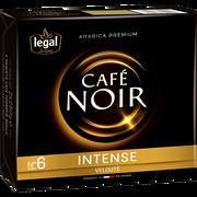 Legal Café Noir Moulu Intense Legal, 2x250g