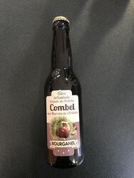 Bière au marron BOURGANEL 33CL