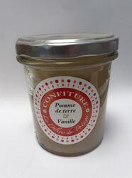 Confiture pomme de terre/vanille  350G facrication artisanale  LES DELICES DU POTAGER