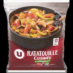 Ratatouille cuisinée U, 1kg
