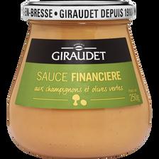 Sauce financière GIRAUDET, 250g